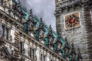 Hamburg´s Rathaus